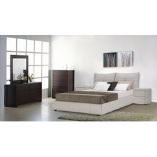 Excite Platform Customizable Bedroom Set