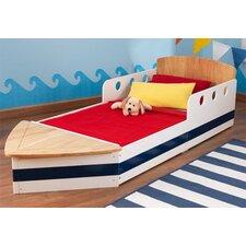 Einzelbett Boot, 70 x 140 cm