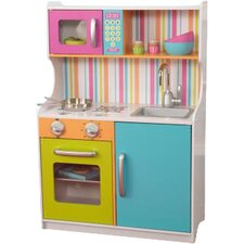 Bright Toddler Kitchen