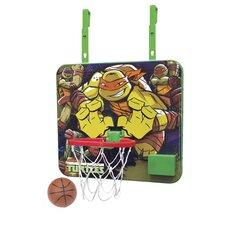 Nick Teenage Mutant Ninja Turtles Shell Slammin' Basketball Hoop (Set of 4)