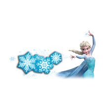 Snowflake Light Dance 3D Wall Décor