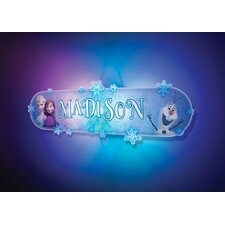My Sign Frozen 3D Wall Décor