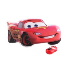 Wall Friends Lightning McQueen 3D Wall Décor