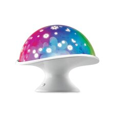 Moonlight Mushroom 3D Wall Décor