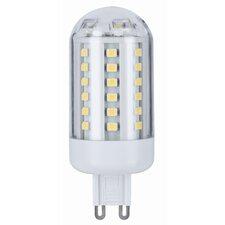 2-tlg. LED-Hochvolt Stiftsockel in Klar