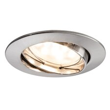 Premium Line Coin 1 Light LED Recessed Ceiling Lighting