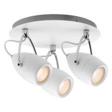 LED-Deckenleuchte 3 -flammig Drop