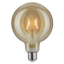 Gold LED Globe Light Bulb