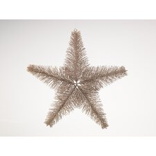 Large Wire Star Ornament (Set of 2)