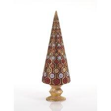 Kalliste Cone Tree with Ribbed Base