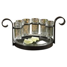 Fiesta 6 Piece Tequila Shot Glass Set