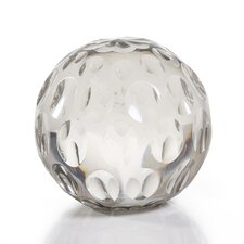 Barclay Butera Equestrian Oracle Bubble Glass Decorative Ball