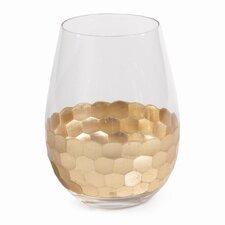 Fez Cut Wine Glass (Set of 12)