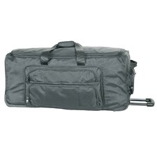 "Ultra Deluxe 35"" 2 Wheeled Travel Duffel"