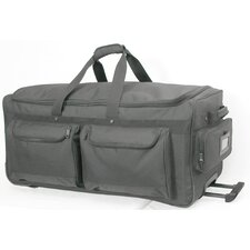 "Deluxe 30"" 2 Wheeled Travel Duffel"