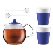 Assam 5 Piece Tea Press Set