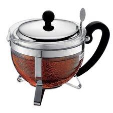 Chambord 34 oz. Glass Teapot