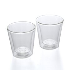 Canteen 3 oz Double Wall Insulated Tumbler (Set of 2)