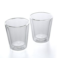 Canteen 6 Oz. Double Wall Insulated Tumbler (Set of 2)