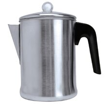 Stove Top Aluminum Coffee Percolator