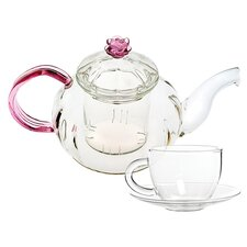 Juliet 5 Piece Teapot Set