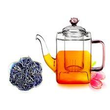 Romeo 0.53-qt. Jasmine Whole Leaf Green Teapot