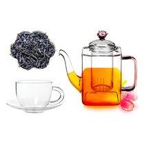 Romeo 0.53-qt. Jasmine Teapot Set