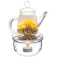 2 Piece 0.5-qt. Teapot