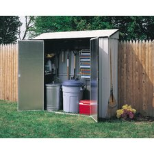 7 Ft. W x 2 Ft. D Steel Learn-To Shed