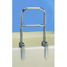 Dual Level Bathtub Rail
