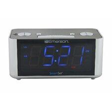 Emerson Smartset PLL Radio Alarm Clock