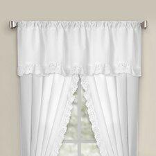 Eyelet Rod Pocket Curtain Valance