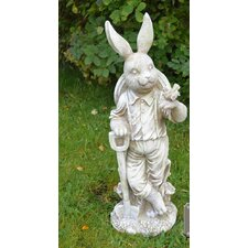 Statue Solstice Mr. Rabbit