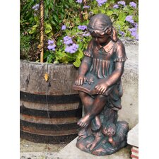 Statue Solstice Small Daphne