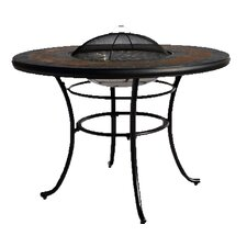 Steel Fire Pit Table