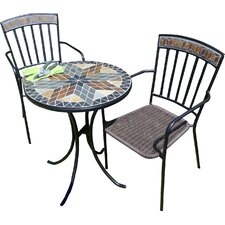 Arlington 2 Seater Bistro Set