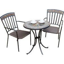Clandon 2 Seater Bistro Set