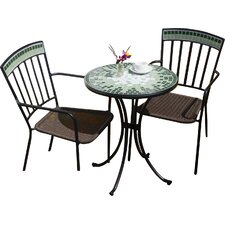Berwick 2 Seater Bistro Set