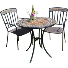 Belmont 2 Seater Bistro Set