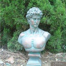 Statue Solstice David Büste
