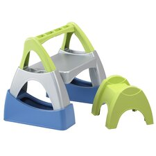 2 Piece Study 'N Play Desk and Chair Set
