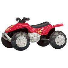 Push/Scoot ATV
