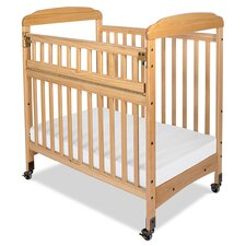 Professional Series Convertible Crib with Mattress