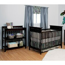 Logan 2 Piece Crib Set