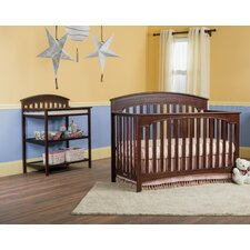 Stanford 4-in-1 Convertible 2 Piece Crib Set