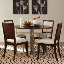 Soho Dining Table with Lazy Susan