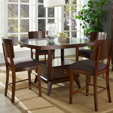 Perspective 3 Piece Dining Set
