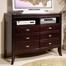 Signature 6 Drawer Media Chest