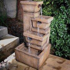Ashboro Zen Polyresin Fountain