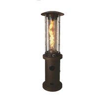 Larkspur Stainless Steel Gas Patio Heater